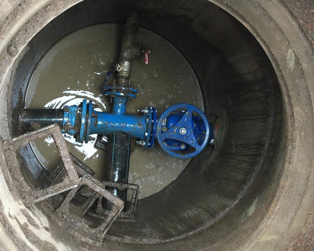 Vandentiekio Ir Kanalizacijos Prijungimas Prie Miesto Tinklų - Hidro Inžinerija 6